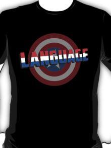 Language | Modern T-Shirt