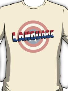 Language | Modern T-Shirt