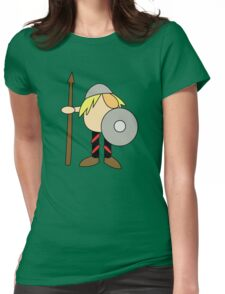 Little Viking Womens Fitted T-Shirt