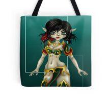The Elf Tote Bag
