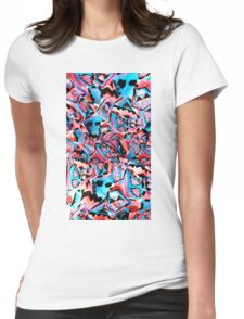 Alien Patten Womens Fitted T-Shirt