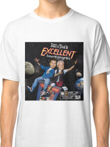 Bill & Ted's Excellent Honors Program (with rating) Classic T-Shirt