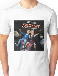 Bill & Ted's Excellent Honors Program Unisex T-Shirt