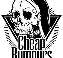 Cheap Rumours Black #2 by Biancajaneaus