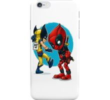 Deadpool and Wolverine iPhone Case/Skin