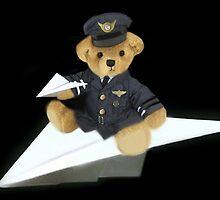 Ƹ̴Ӂ̴Ʒ COME FLY WITH ME I'M A BEARY GOOD PILOT Ƹ̴Ӂ̴Ʒ by ✿✿ Bonita ✿✿ ђєℓℓσ