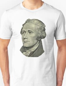 The Ten Dollar Founding Father Without a Father T-Shirt