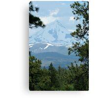 Mt. Jefferson Canvas Print
