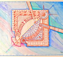 ..masterplan of the dream... by terezadelpilar~ art & architecture