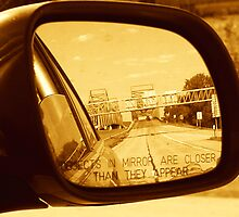 Leaving Behind by Nikki Schwartz