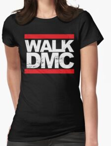 Walk DMC Womens Fitted T-Shirt