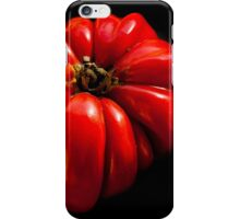 Beef Heart Tomato iPhone Case/Skin
