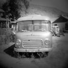 Old Bus by snapshotjunkie