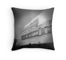 5¢ Cigar Throw Pillow