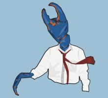 Business Claws Baby Tee