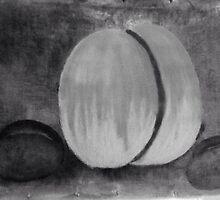 Peach & plum shade by Frankmurray