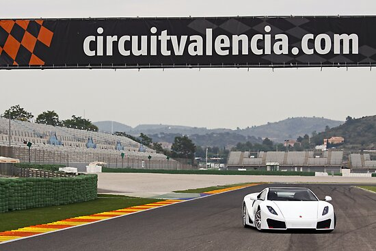 GTA Spano by Jan Glovac Photography