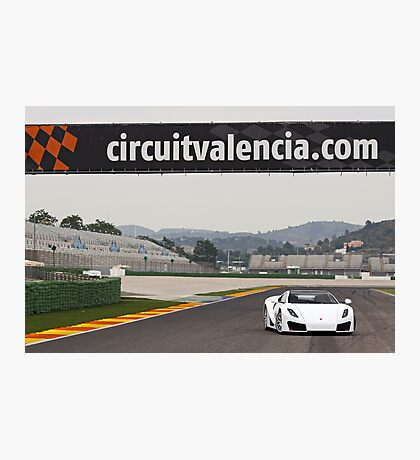 GTA Spano Photographic Print