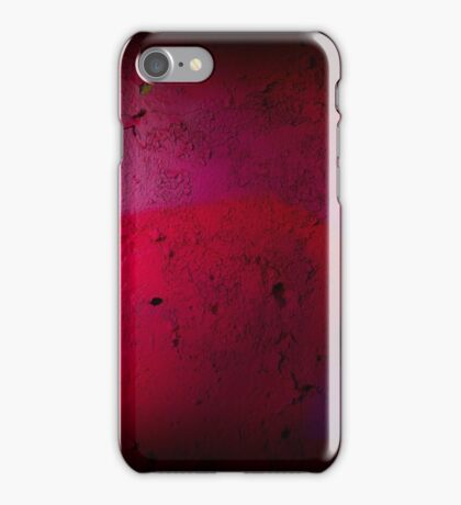 Paint Wall Texture iPhone Case/Skin