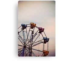 Remember The Fair? Canvas Print