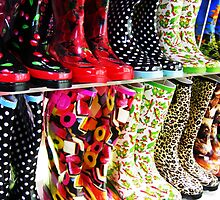 Gumboots by JuliaWright