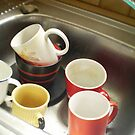 Mugs by ingrid butler