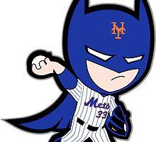 Dark Knight Matt Harvey by loudegg