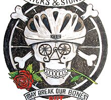 Sticks & Stones by CYCOLOGY