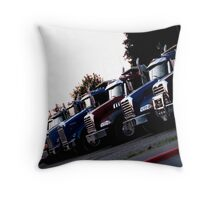 Transformers Throw Pillow