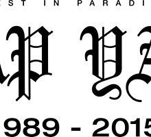 RIP A$AP Yams D-00002 by makkart