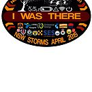 I Was There NSW April Storms 2015 by rossco