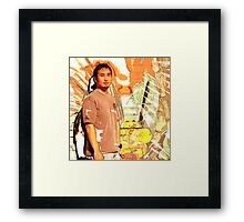 Tropical Ken Framed Print