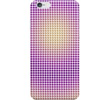 Abstract Colorful Watercolor Girly Polka Dots  iPhone Case/Skin