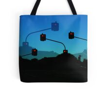 Intersection Indecision Tote Bag