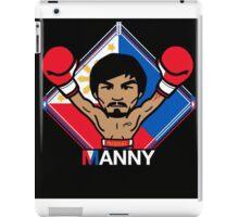 Manny Pacquiao Design iPad Case/Skin