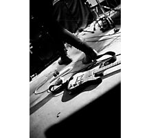 Dirty Rock  Photographic Print