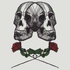 In-between Skulls by Lund