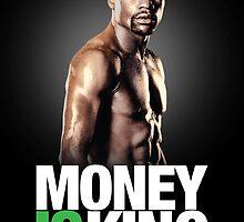 Floyd Mayweather, money is king by kamao26