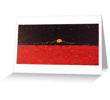 Wallis Lake Take Greeting Card