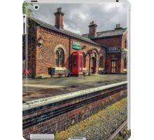 Hadlow Road Railway Station iPad Case/Skin