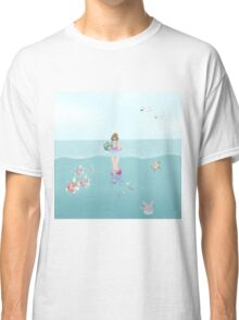 Day at the Ocean Classic T-Shirt