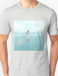 Day at the Ocean Unisex T-Shirt