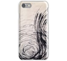 rolled up in time iPhone Case/Skin