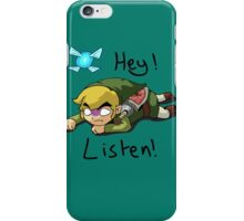 Link & Navi - The Legend Of Zelda iPhone Case/Skin