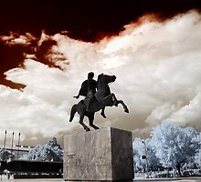 Alexander the Great IR by makedon