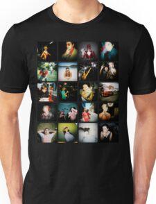 Holga Mosaic Unisex T-Shirt