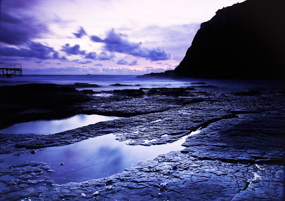 Journey into the Night  by Luke Zappara