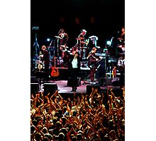 Bryan Ferry live Photographic Print