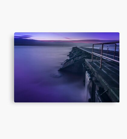 West Kirby Marina Canvas Print