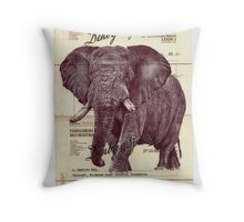 Too strong I can't cry for you. Throw Pillow